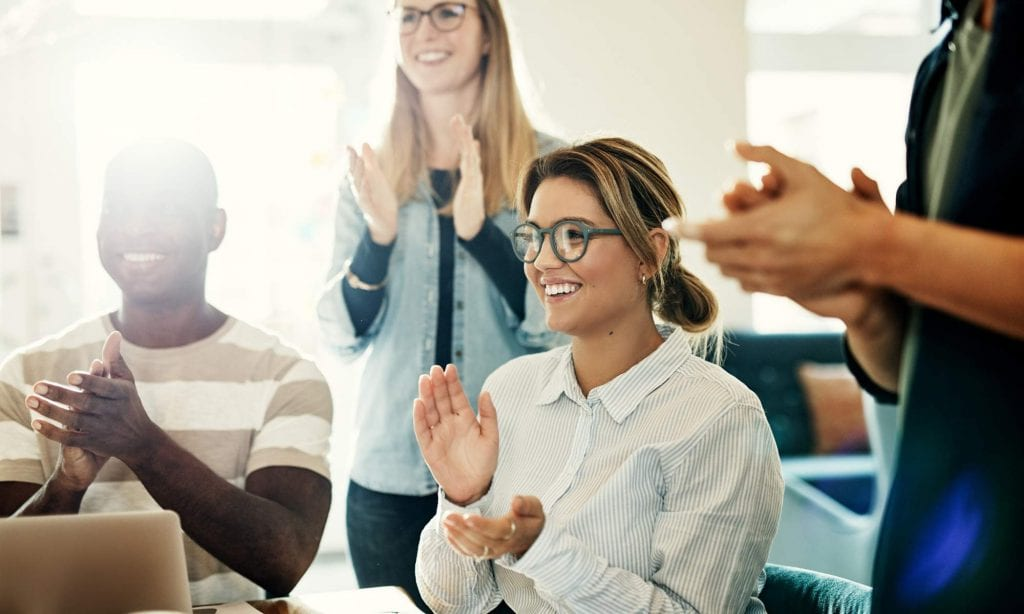Making a Great First Impression on Your New Hire