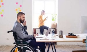 Working With Disabled Employees